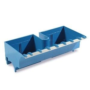 Nr.51 Schmutzwasserbehälter Blau mit Stahlklinge